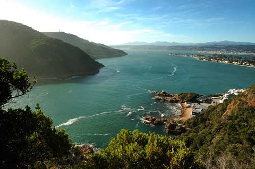 Knysna Lagoon