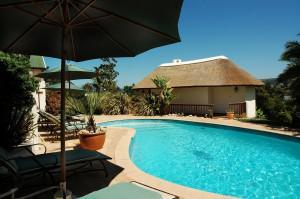 Exterior - pool...