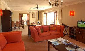 Knysna Country House lounge