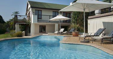 Familie kamer, Familien Unterkunft, Familienenhet, Knysna Country House, Zuid Afrika