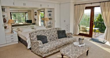 Luxury with balcony Knysna Country House