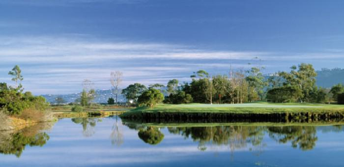 Knysna golf courses
