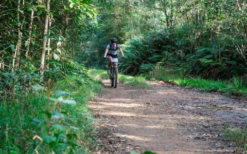 Mountain bike Knysna