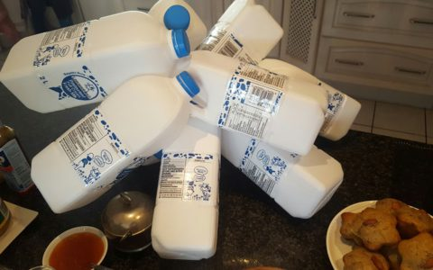 Drink more milk at the Knysna Country House